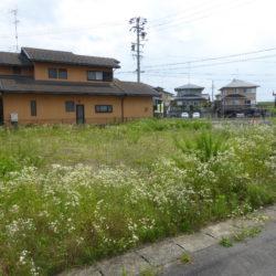 【売地】大野町公郷~広々106.08坪!